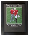 Frost N Osborne Senior-Day Winningest Turf Plaque Nebraska Cornhuskers, Nebraska  Framed Pieces, Huskers  Framed Pieces, Nebraska Collectibles, Huskers Collectibles, Nebraska Welcome Home Coach Frost, Huskers Welcome Home Coach Frost, Nebraska Frost N Osborne Senior-Day Winningest Turf Plaque, Huskers Frost N Osborne Senior-Day Winningest Turf Plaque