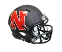 Nebraska Amped Mini Speed Helmet Nebraska Cornhuskers, Nebraska Collectibles, Huskers Collectibles, Nebraska Nebraska Amped Mini Speed Helmet, Huskers Nebraska Amped Mini Speed Helmet