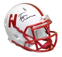 Tom Osborne Autographed Huskers Speed Mini Helmet Nebraska Cornhuskers, husker football, nebraska cornhuskers merchandise, husker merchandise, nebraska merchandise, husker memorabilia, husker autographed, nebraska cornhuskers autographed, Tom Osborne autographed, Tom Osborne signed, Tom Osborne collectible, Tom Osborne, nebraska cornhuskers memorabilia, nebraska cornhuskers collectible, Osborne Signed Mini Helmet